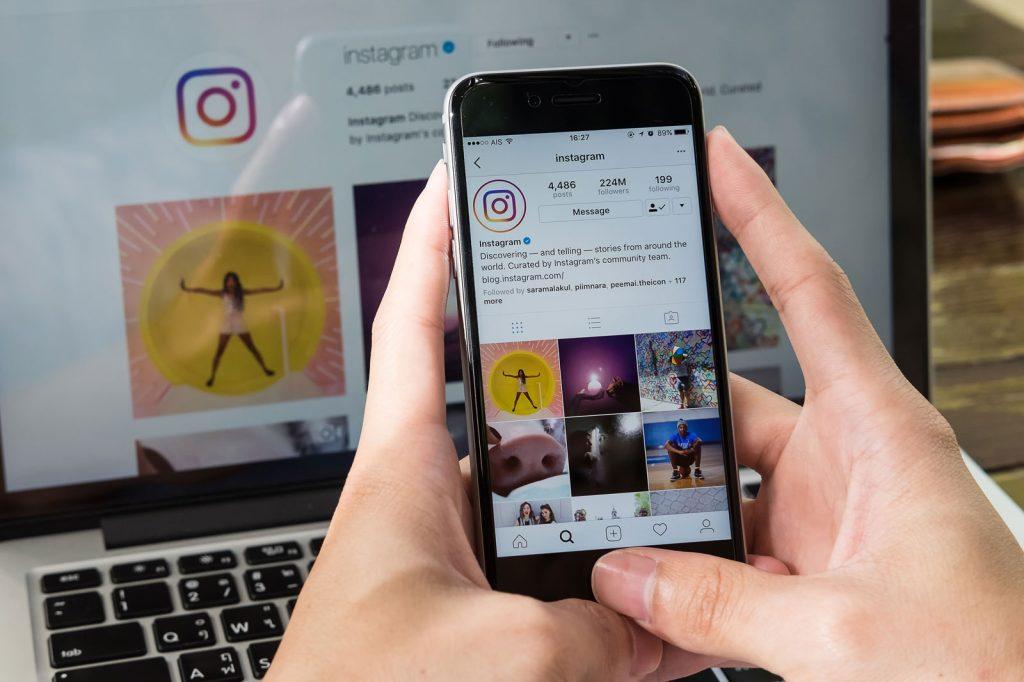 Instagrami kasvatamine