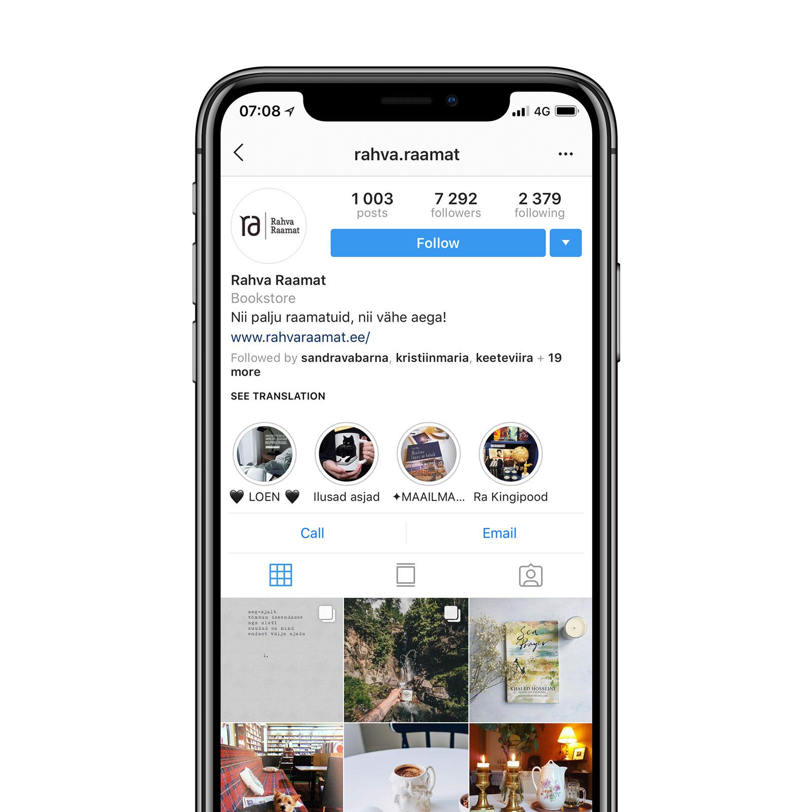Instagram Rahva Raamat