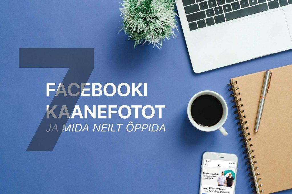 Facebooki kaanefoto