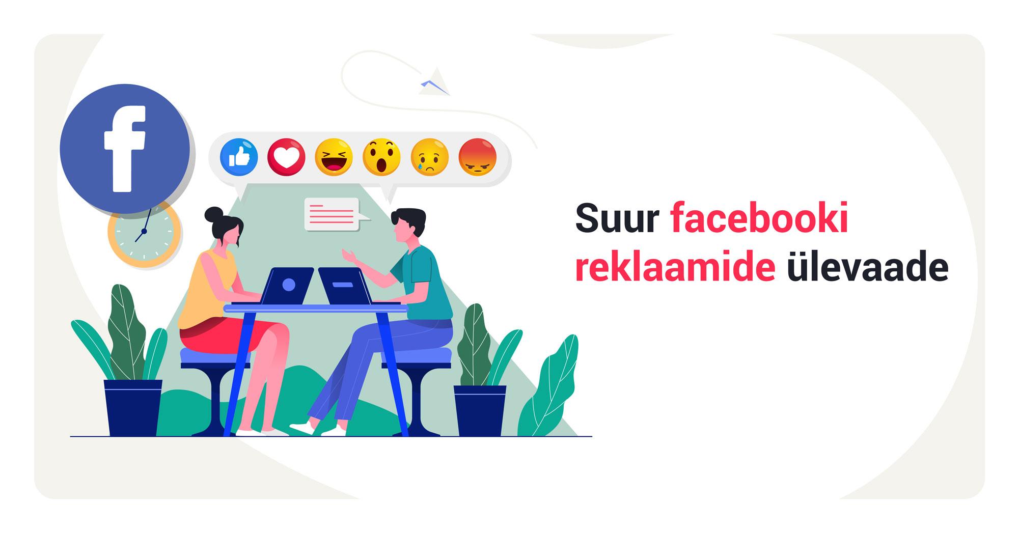 Facebooki reklaamide analüüs